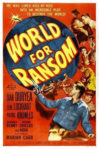 World for Ransom Movie Poster (11 x 17) KVPGJ52MEOQZTM0M