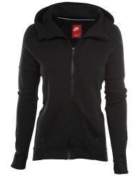 Nike Tech Fleece Full Zip Hoodie Womens Style : 806329