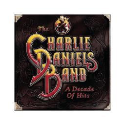 Daniels charlie decade of hits (rmst) compact discs