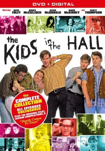 Kids in the hall-complete collection (dvd/digital hd/12 disc) NNE01KTJGEJTTNWO