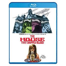 House that dripped blood (blu-ray) BRSF18507