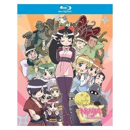 Ninja nonsense collection (blu ray) (2didscs) BRNZ1714