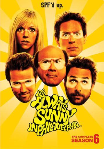 Its always sunny in philadelphia-season 6 (dvd/2 disc/fs/sac) EO22DMMCEALAUSYE