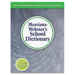 Merriam-Webster MER6800 School Dictionary, 10 Per Pack