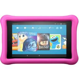Amazon fulfillment services b01j90movy fire 7 tablet,7in,pink kid-proof case