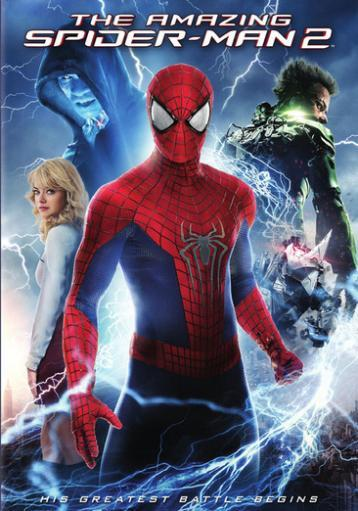 Amazing spiderman 2 (2014/dvd/ultraviolet) P1PTZD5WMKGHQ6FX