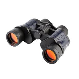 DELIPOP Binoculars for Adults 8x35 Field of View 3000M Compact Binocular with Case for Bird Watching Hunting Camping