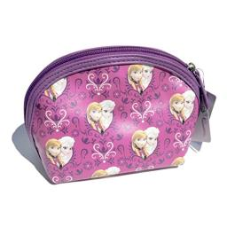 Loungefly Frozen Anna and Elsa Sisters at Heart Cosmetic Bag