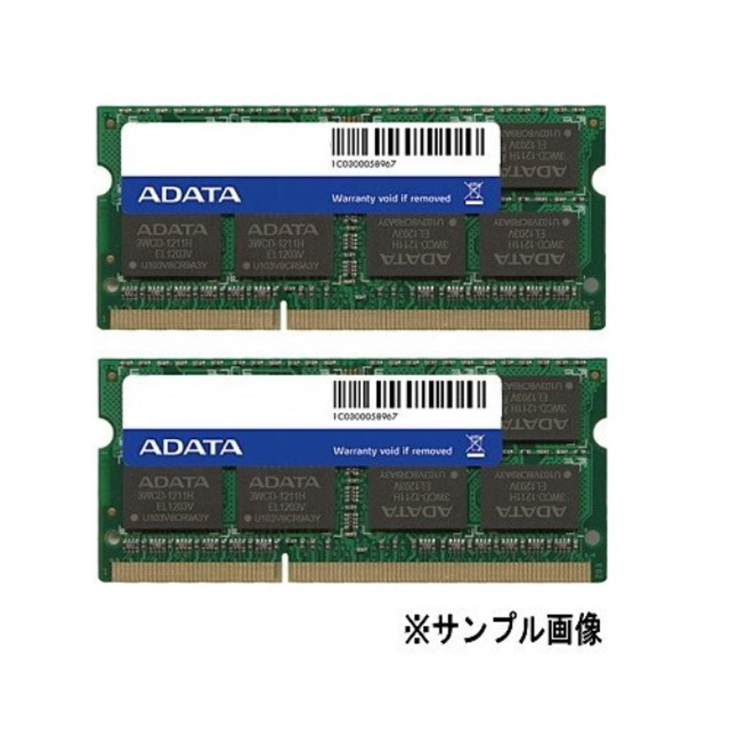 ADATA Premier Pro DDR3 1333MHz 16GB (8GBx 2) Memory Modules (AD3S1333W8G9-2)