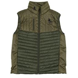 Alps Outdoorz Delta Waterfowl Puffy Vest, Green, X-Large