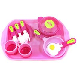 AZ Trading & Import PS873 Breakfast Cookware Playset for Kids