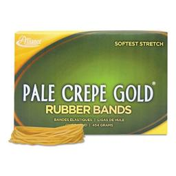 ALL20195 - Pale Crepe Gold Rubber Bands