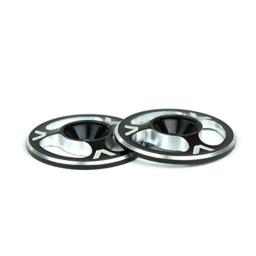 Avid RC Triad Wing Buttons | Black