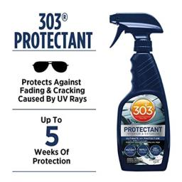 303 (30382) UV Protectant for vinyl, rubber, plastic, tires and finished leather, 16 fl. Oz