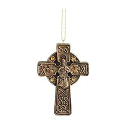 Abbey Press St. Patrick Ornament - Wall Décor Inspirational Religious Gifts 55905T-ABBEY