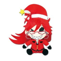 Plush - Black Butler - Grell Christmas Tree Soft Doll Toys New ge52789 by Black Butler