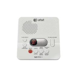 At&T 1740 Digital Answering System W/ 60 Min