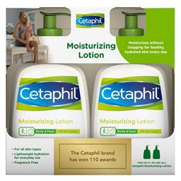 Cetaphil Moisturizing Lotion 20 fl. oz 2 pk.