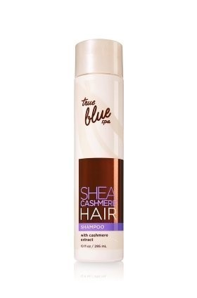 Bath & Body Works True Blue Spa Shea Cashmere Hair Shampoo 10 fl oz