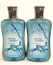 Bath & Body Works DANCING WATERS Shower Gel 10 oz