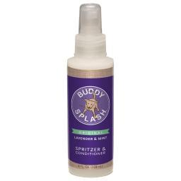 Buddy Splash 15400 Buddy Splash Lavender And Mint Spritzer And Conditioner 4 Ounces