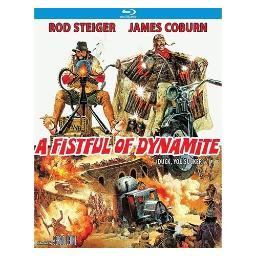 Fistful of dynamite aka duck you sucker (blu-ray/1971/ws 2.35/eng-sub) BRK22588