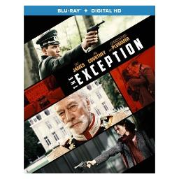Exception (blu ray) BR52309