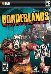 Borderlands add-on pack zombie island of dr ned & mad-nla TK2 31787