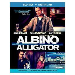 Albino alligator (blu ray w/digital hd) (ws/eng/eng sdh/5.1 dts-hd) BR47284