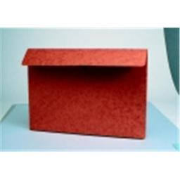 Star Products 10 x 15 x 2 in. Wallet Envelope, Red