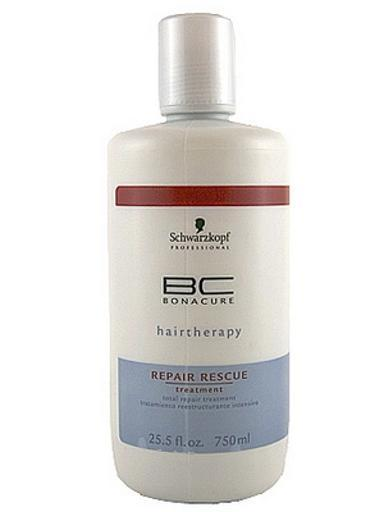 Schwarzkopf BC Bonacure Repair Rescue Enzyme Extract Treatment 25.5 oz ( Step 1 ) (No Pump) KUXM48ACM3XPWLMU
