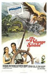 The Seventh Voyage of Sinbad Movie Poster (11 x 17) MOV205352