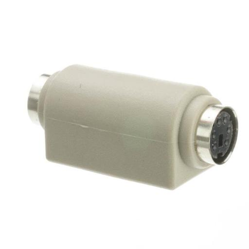 Cable Wholesale 30R1-90300 RCA Right Angle Adapter with RCA Female to RCA Male - 90 deg Elbow