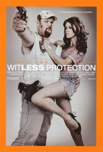 Witless Protection Movie Poster (11 x 17) 8RNWAMUIBHINB4LY