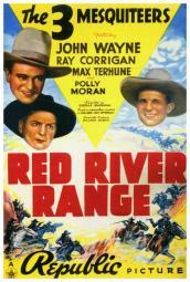 Red River Range Movie Poster Print (27 x 40) MOVAH8723