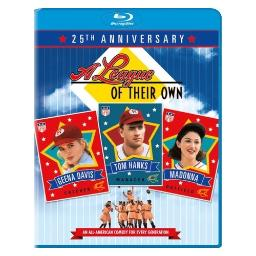 League of their own 25th anniversary edition (blu ray w/uv) BR47901