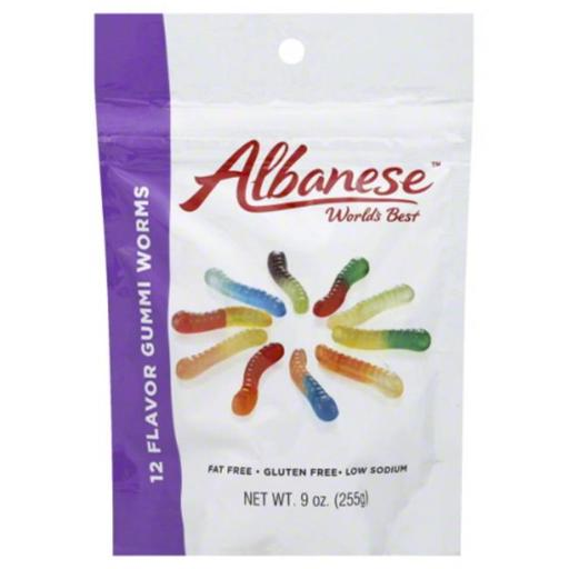 ALBANESE WORMS MINI 12VRTY-9 OZ -Pack of 6 C2438EF50FDD5703