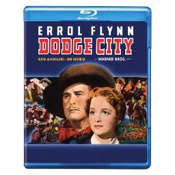DODGE CITY (BLU-RAY) 883929447503