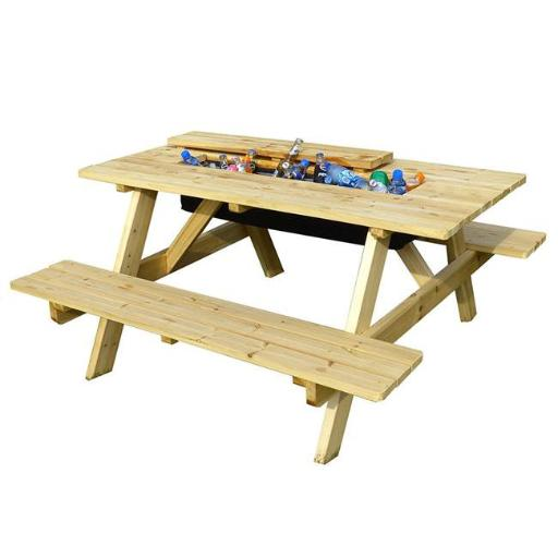 Merry Products TBC010001910 Cooler Picnic Table Kit