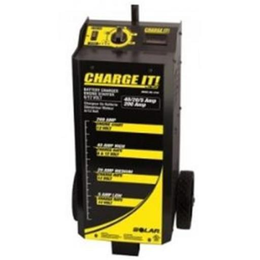 Clore Automotive SICI4735 200 Peak 6-12V Battery Charger