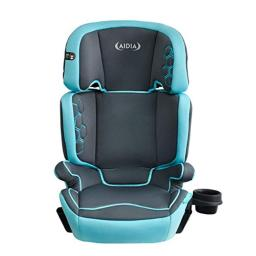 Aidia AD01 Endeavour 2 in 1 Explorer Safety Booster Car Seat, Grey & Blue