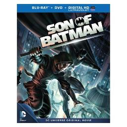 DCU-BATMAN-SON OF BATMAN MFV (BLU-RAY/DVD/UV-6 MOS) 883929324064