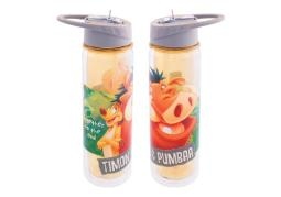 Lion king 18 oz tritan water bottle timon & pumbaa