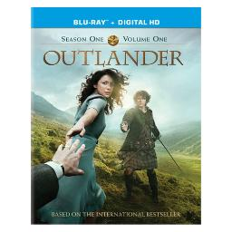 Outlander-season 1 v01 (blu-ray/2 disc) BR45416