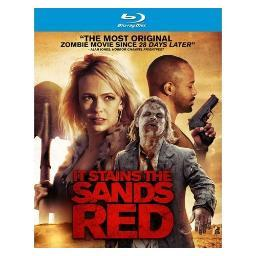 It stains the sands red (blu-ray) BR1989