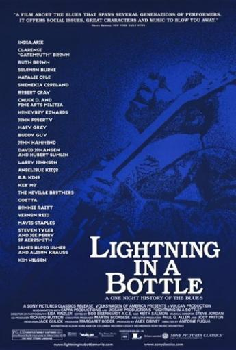 Lightning in a Bottle Movie Poster (11 x 17) 3QVV6JWJG8AVXXKC