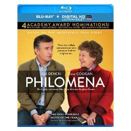 PHILOMENA (BLU-RAY/UV) 13132616322