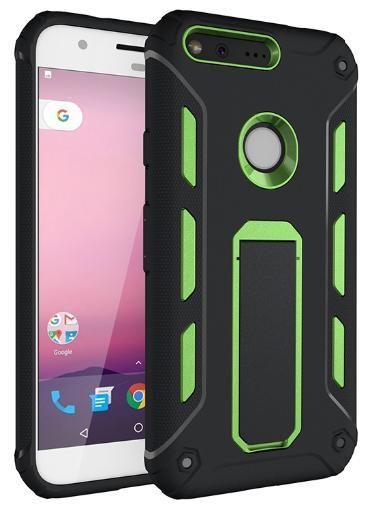 """ULTRA STAND RUGGED HARD CASE SOFT COVER KICKSTAND FOR GOOGLE PIXEL XL 5.5"""" 7AH4PAPE0NMIEGLQ"""