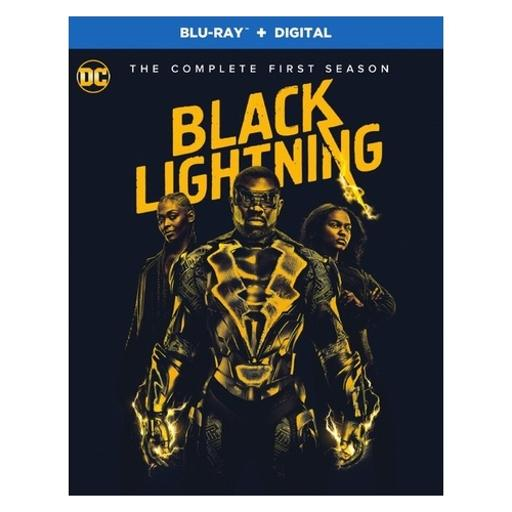 Black lightning-season 1 (blu-ray/2 disc)