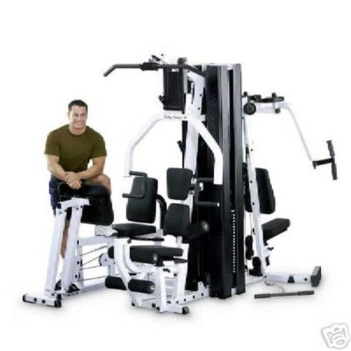 Body Solid EXM3000LPS Multi Station Home Gym